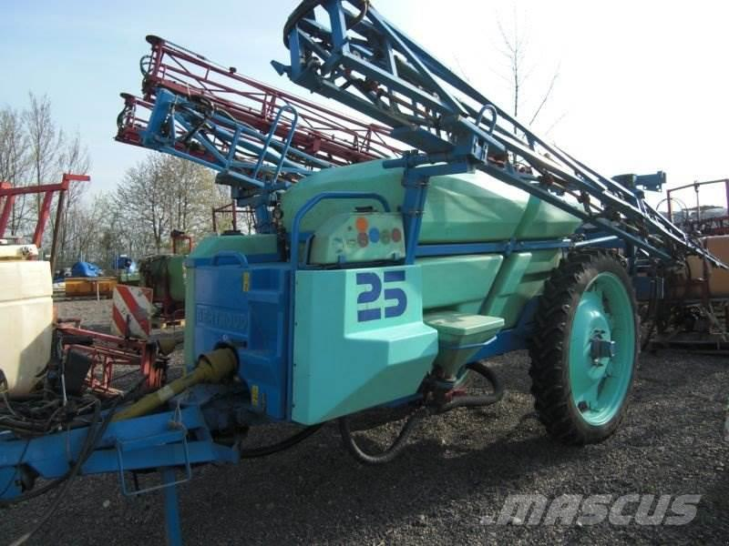 Berthoud RACER DPA 2500