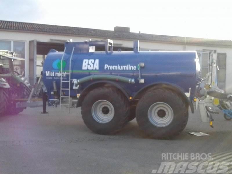 BSA PTW 125