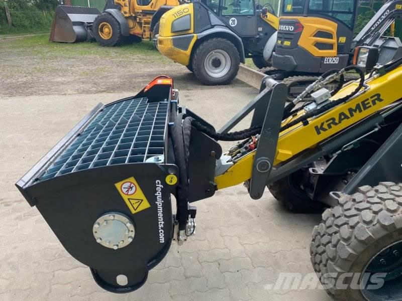 C&F SRL BMX 200T für Radlader Avant, Wacker, Cat , Vol