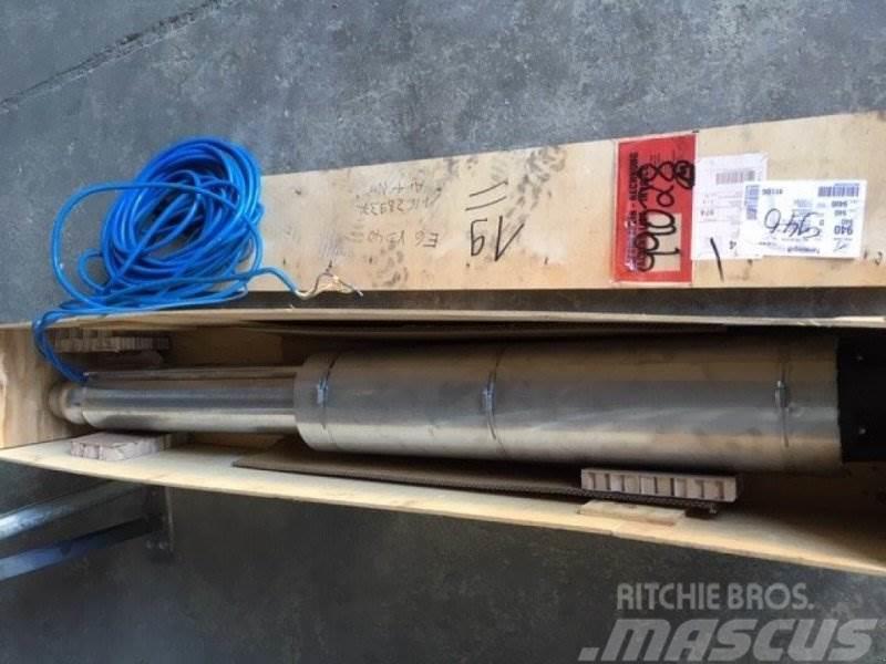 Caprari E6XD40/13+MAC610/3A/8