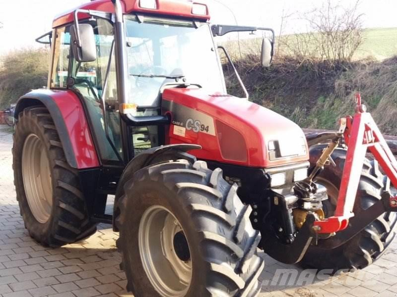 used case ih cs 94 tractors year 2001 price 26 937 for sale mascus usa. Black Bedroom Furniture Sets. Home Design Ideas