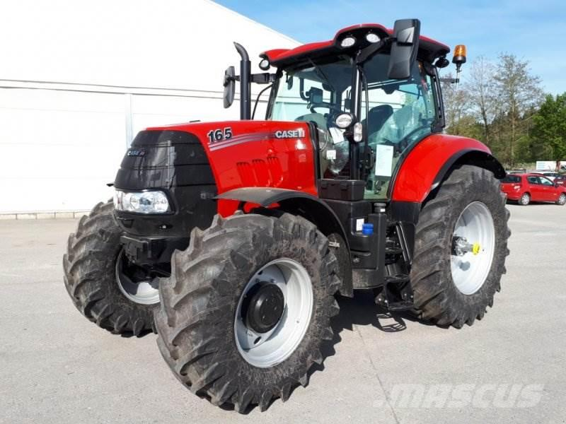 case ih puma 165 x tractors price 73 413 mascus uk. Black Bedroom Furniture Sets. Home Design Ideas