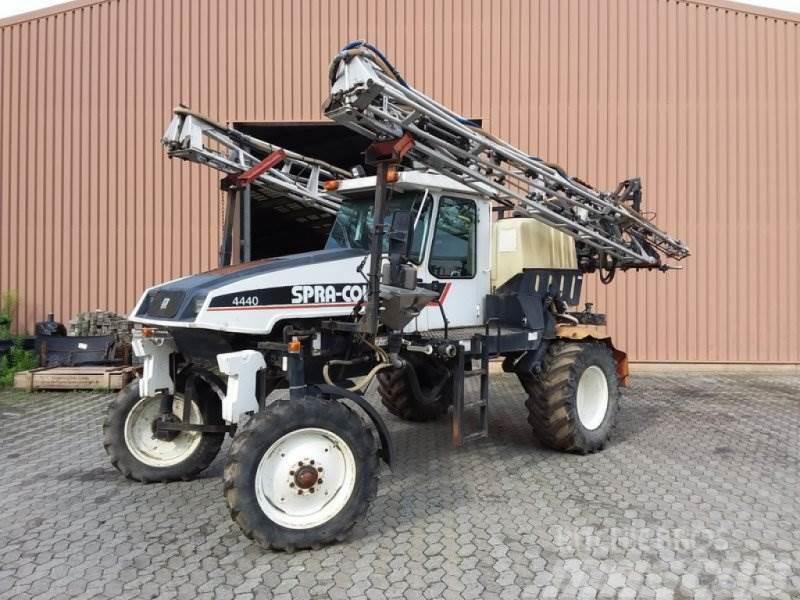 Challenger SPRITZE SPRA-COUPE 4400