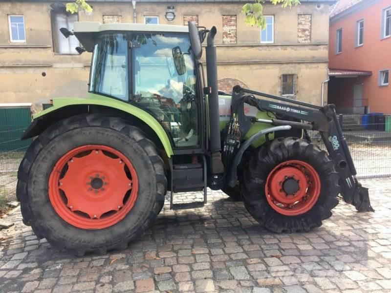 CLAAS ARES 566