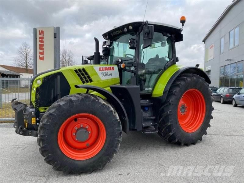CLAAS ARION 630 CMATIC CIS+