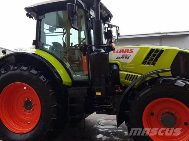 CLAAS ARION 630 CMATIC CIS+ CLAAS T