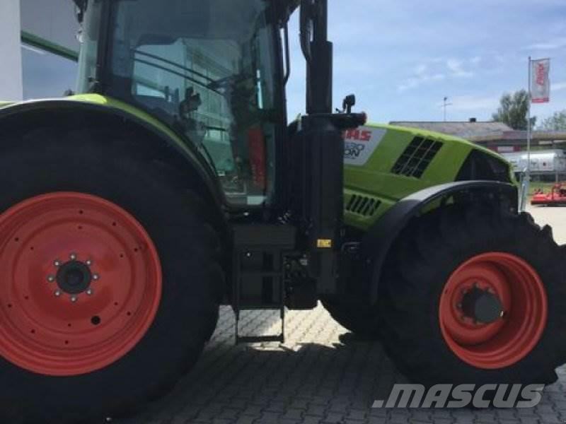 CLAAS ARION 630 CONCEPT