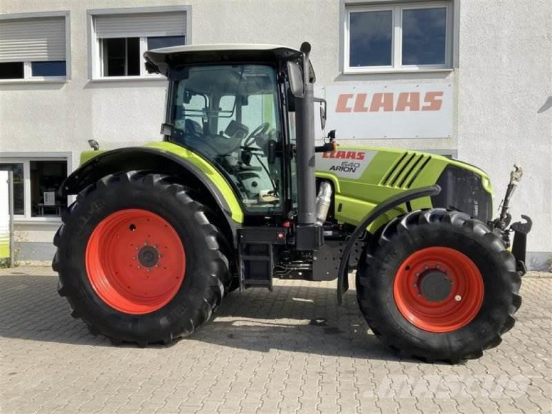 CLAAS ARION 640 TIER 4I