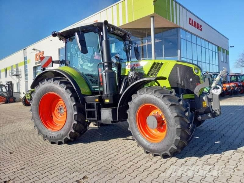 CLAAS ARION 660 ST5 CMATIC CEBIS CL