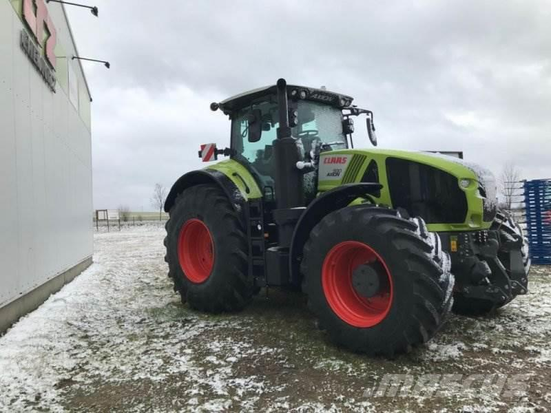 CLAAS AXION 930 CMATIC CEBIS CLAAS T