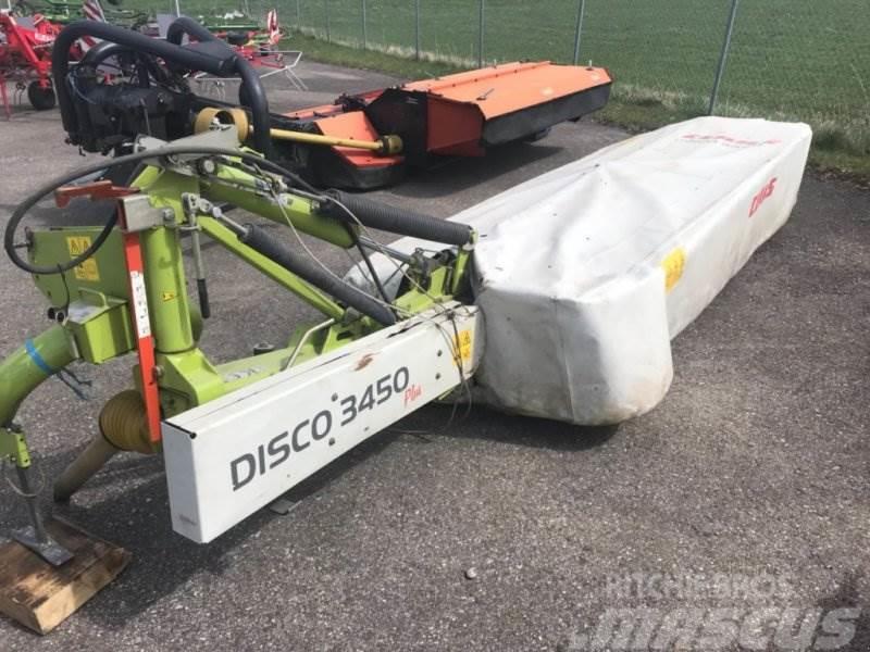 CLAAS Disco 3450 Plus