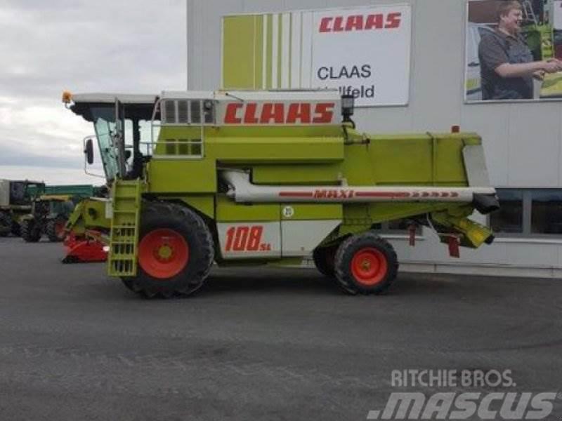 CLAAS Dominator 108 SL MAXI SW C510