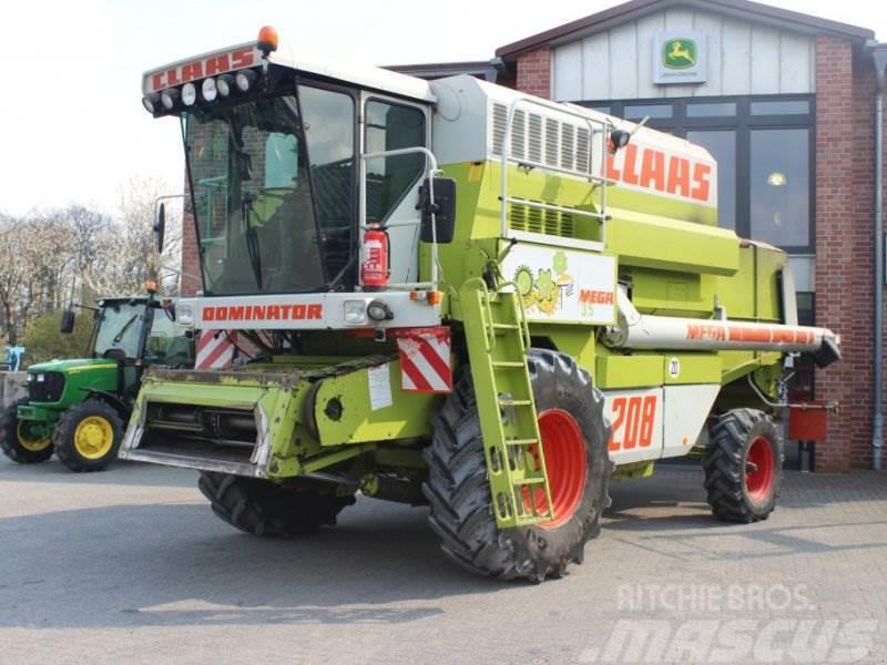 CLAAS Dominator 208 Mega