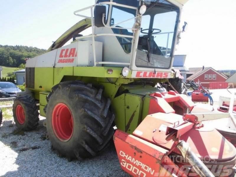 CLAAS JAGUAR 690 Kemper 3000