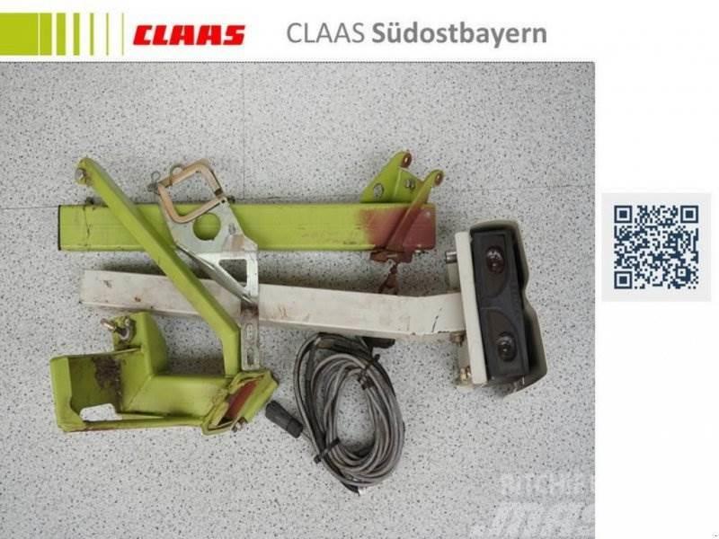 CLAAS Laserpilot mit Lenkautomat