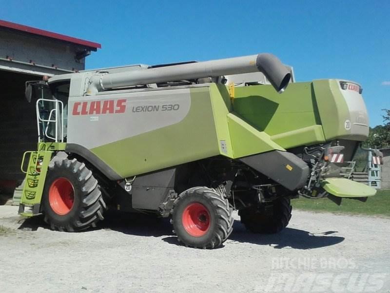 Claas Lexion 530 2006 Combine Harvesters