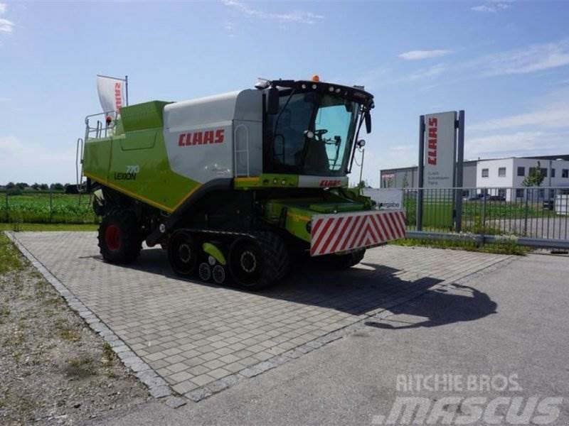 CLAAS LEXION 770 TT UND V 900