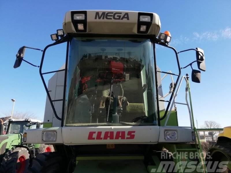 CLAAS Mega 350 APS