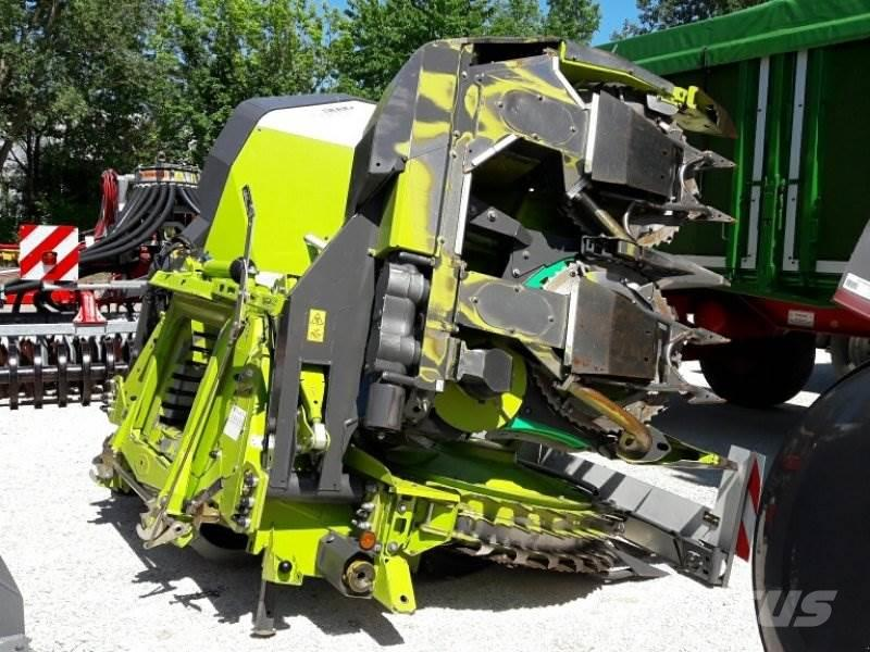 Claas Orbis 600, 2015, Self-propelled forager accessories