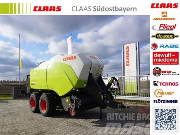 CLAAS Quadrant 5200 FC, Vorführmaschine