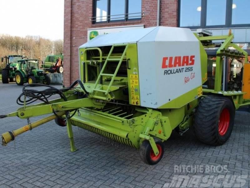 CLAAS Rollant 255 RC Uniwrap Presswickelkombi