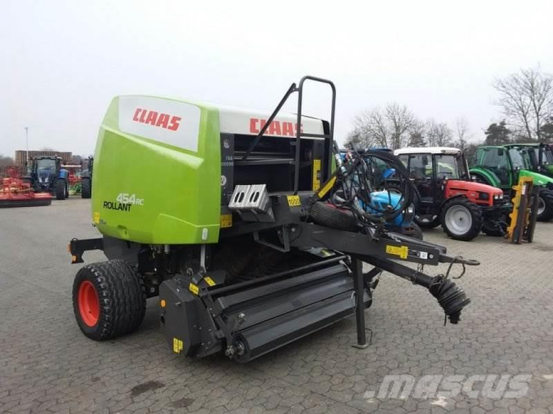 CLAAS ROLLANT 454 RC