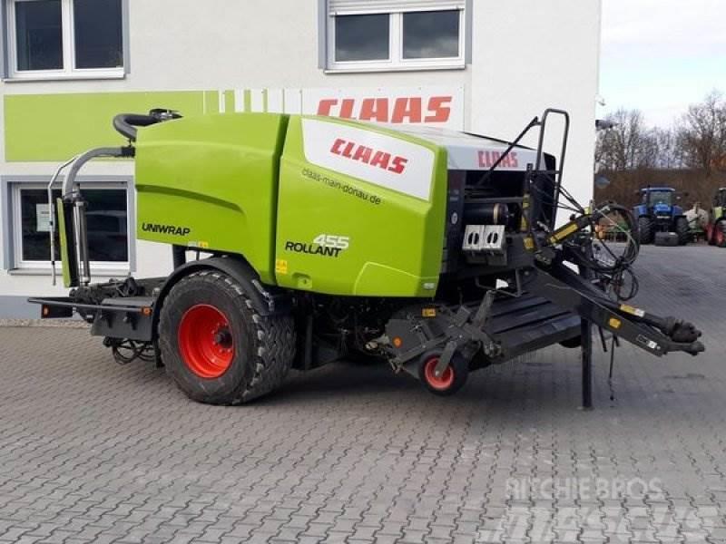 CLAAS Rollant 455 RC UNIWRAP