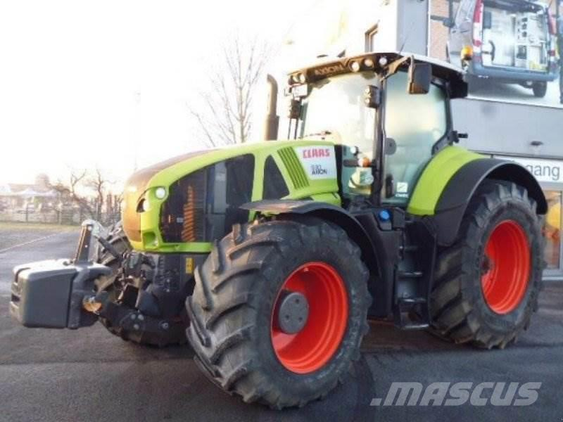 claas traktor claas axion 930 mockrehna preis. Black Bedroom Furniture Sets. Home Design Ideas