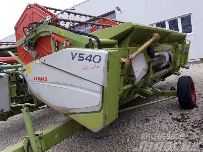 CLAAS V 540