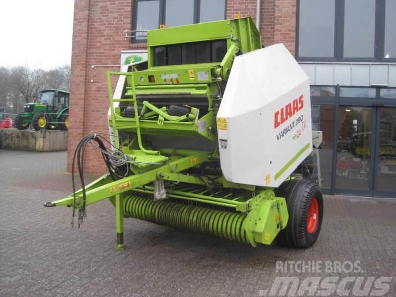 CLAAS Variant 280 RC