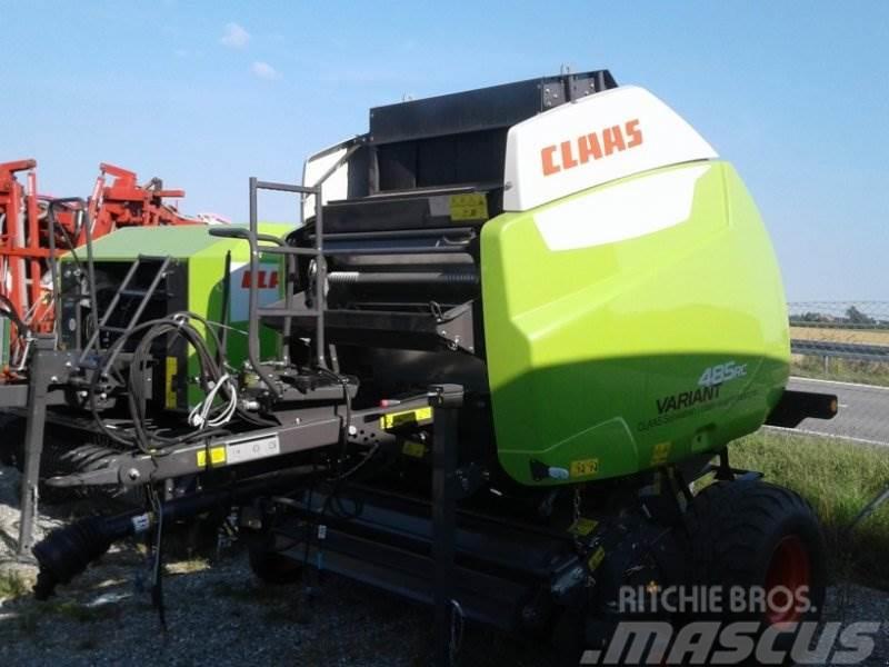 CLAAS Variant 485 RC