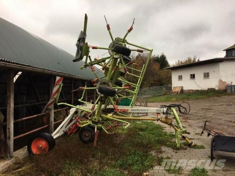 CLAAS WENDER VOLTO 870T
