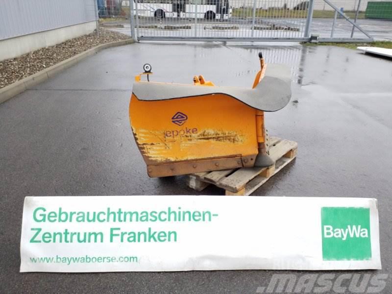 Epoke PKV 156 Schneeräumschild, Schneeschild,