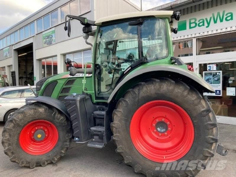 Fendt 516 Power