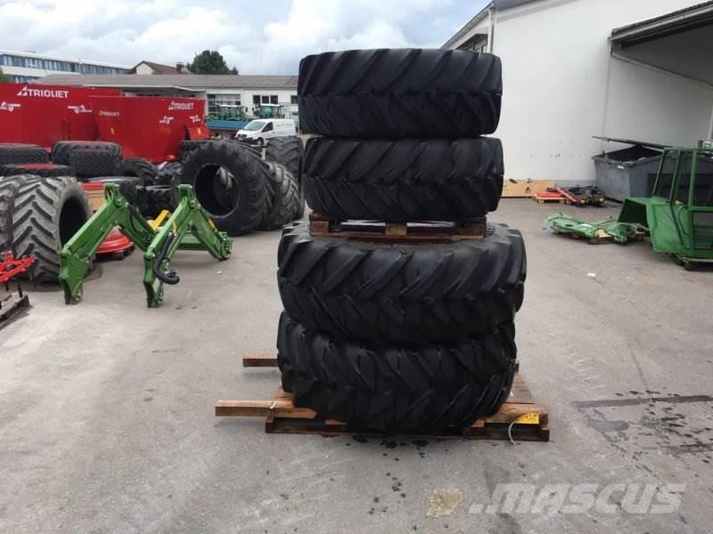 Fendt 540/65 R28 & 650/65 R38 Michelin MULTIBIB Neuwerti