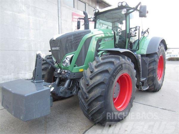 fendt 939 vario s4 gro weitzschen preis baujahr 2016 gebrauchte traktoren. Black Bedroom Furniture Sets. Home Design Ideas