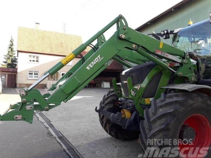 Fendt Cargo 5 x 85