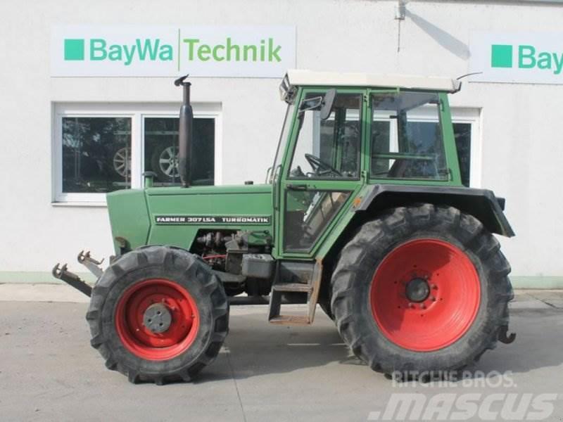 Fendt Farmer 307 LSA