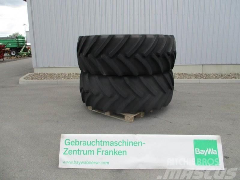 Fendt pas.zu Fendt 900er 710/75-42 hi.650/65-34 vo.