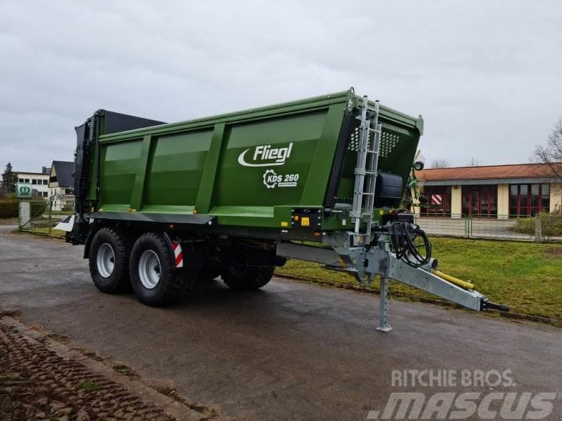 Fliegl KDS 260 muckcontrol 22 m³