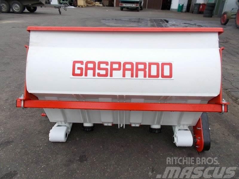 Gaspardo Nachrüstsatz für Reihendüngung