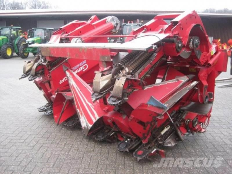 Geringhoff Rota Disc 600, 1998, Combine harvester accessories