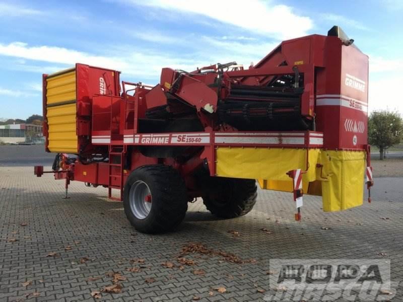 Grimme SE 150-60 UB XXL