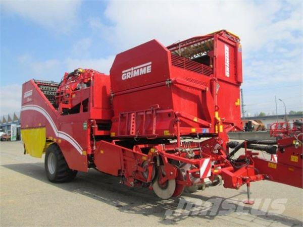 Grimme SE150-60 UB, 2014, Potato harvesters and diggers