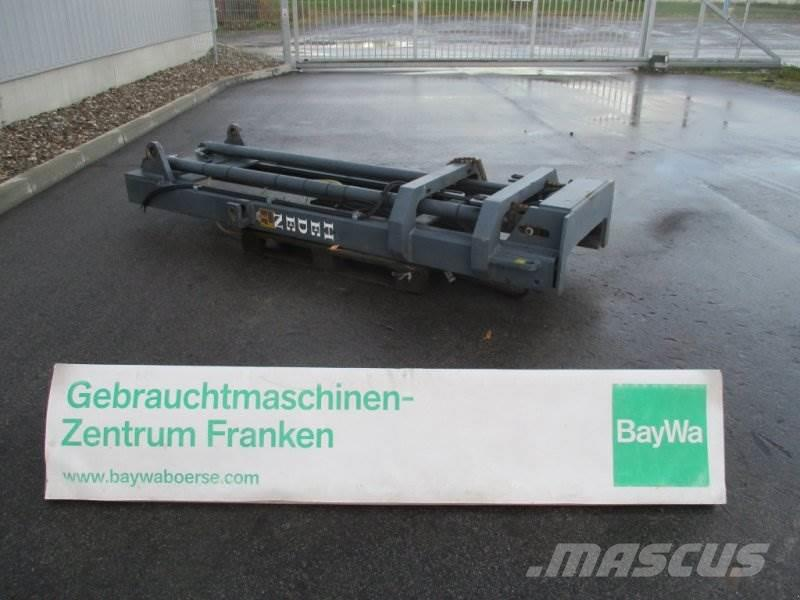 Heden Duplex Vollfreihubmast 4.400 mm