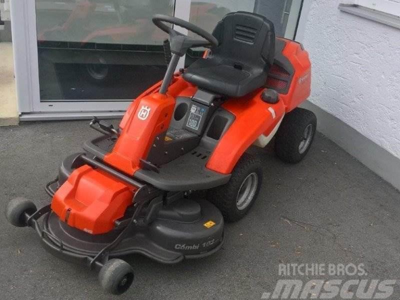 Husqvarna Rider 216 T