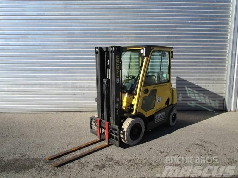 Hyster H 2.0XT Diesel