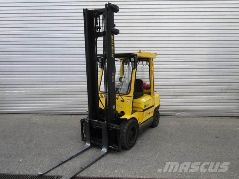 Hyster H 3.00XM