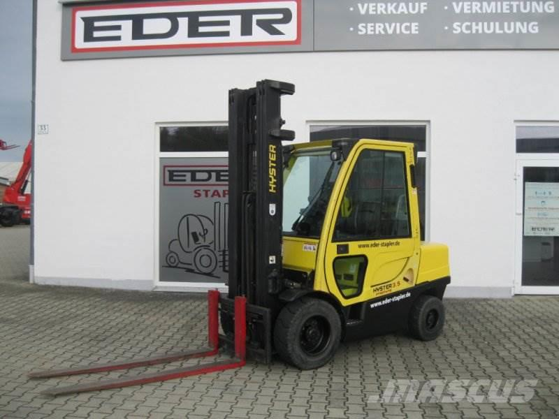 Hyster H 3.5FT