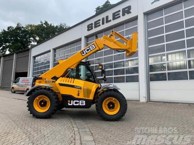 JCB 532-60 Agri
